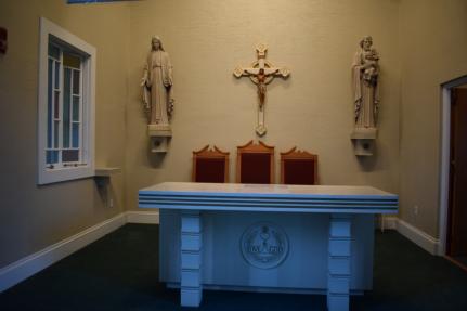 Kennedy Hall Chapel