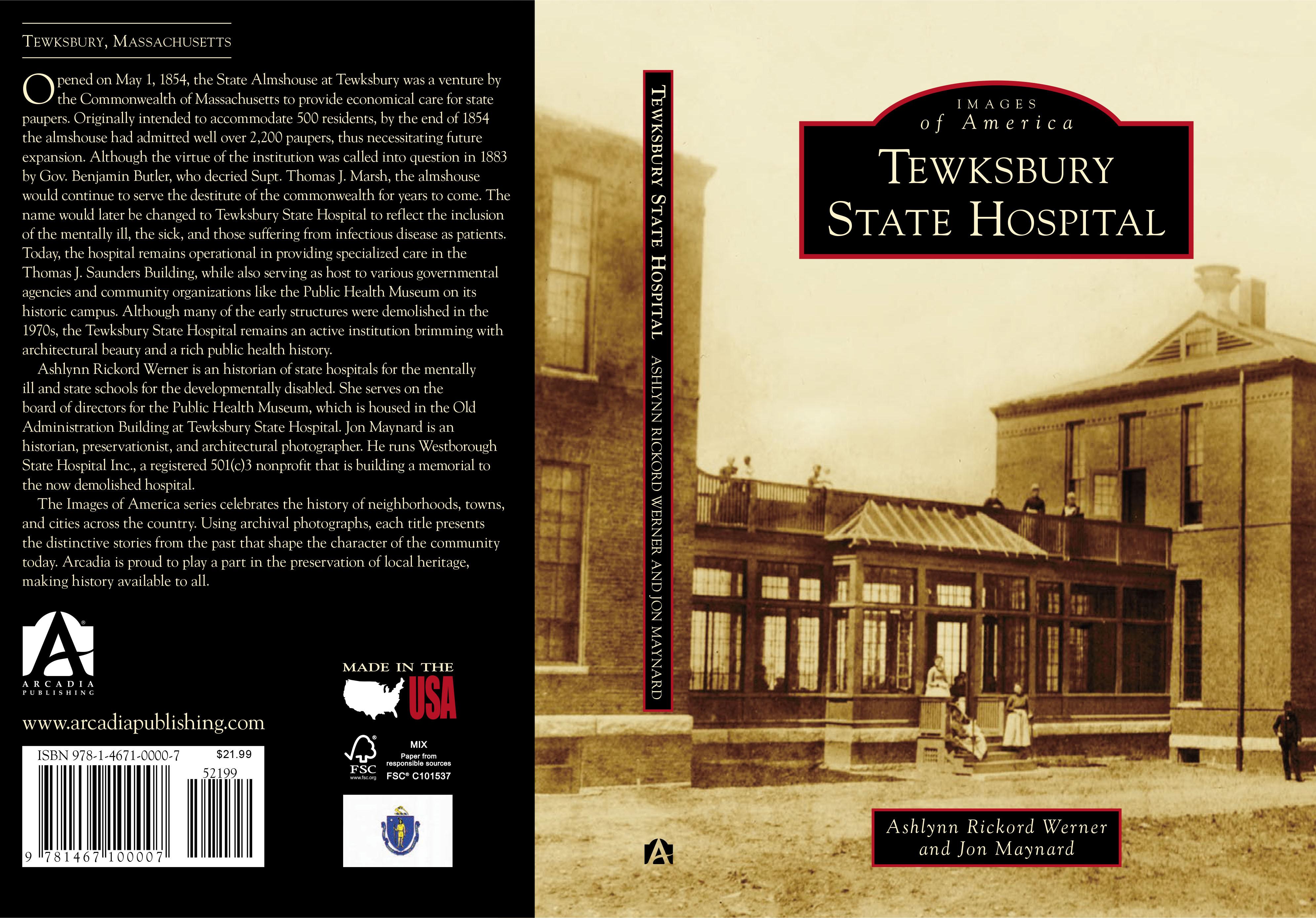TSH Book Cover